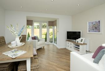 Greenwood - Open-plan Living Space