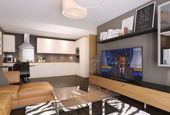 Derwent apartment