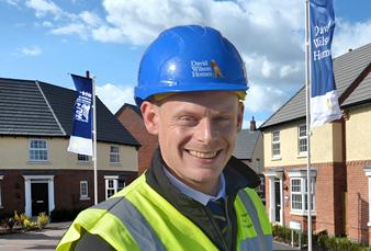 Dave Dearden, Award Winning Site Manager at Hollygate Park