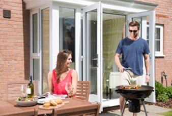 Enjoy summer in your brand new David Wilson Home