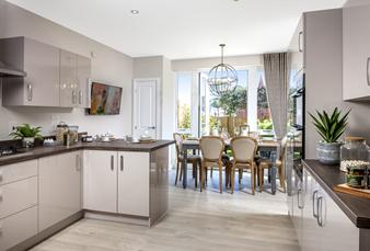 New Show Home at Cane Hill Park