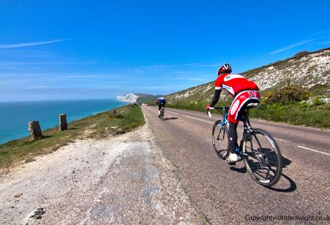 David Wilson Homes_Victoria Walk_Isle of Wight_Local Area_Coastal Cycling