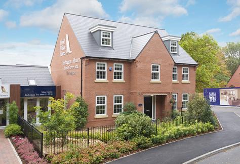 Bodington Manor Show Home