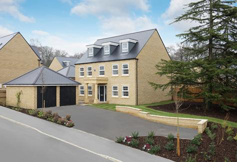 Balshaw 5 bedroom detached home at Bodington Manor