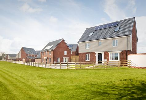 New homes for sale in Exeter Devon