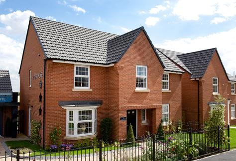 Show Home at Applegarth Manor