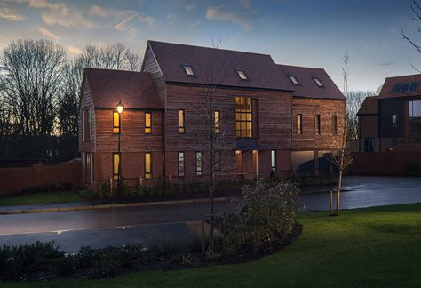 The Wellsborough at Leithfield Park, Godalming