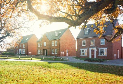 Canterbury Park street scene