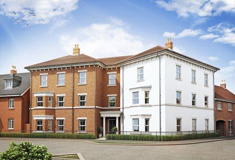 Great Denham Apartment