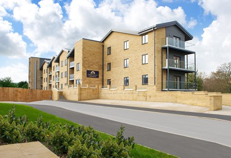 Garnett Wharfe Apartments