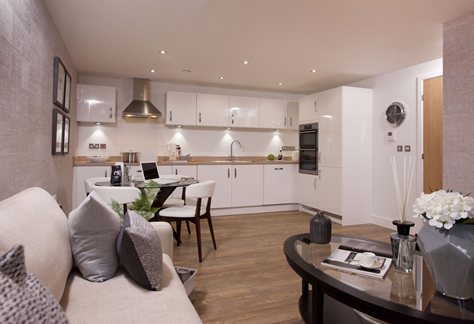 Apartments at Garnett Wharfe