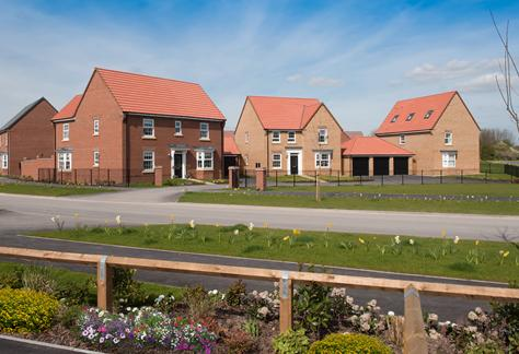 New homes coming soon to Pilley