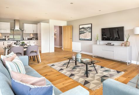 New apartments at Gillies Meadow