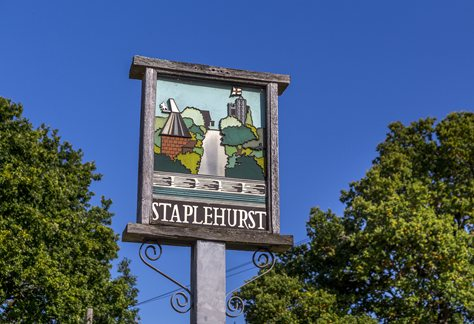 New homes in Staplehurst
