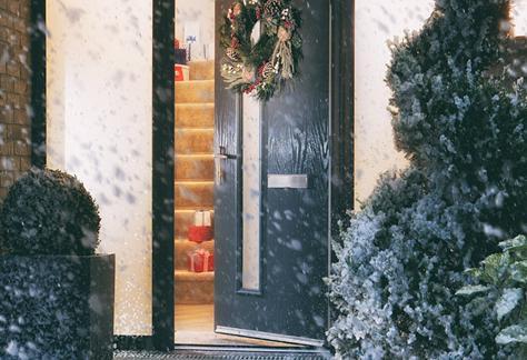 Oakwell Door