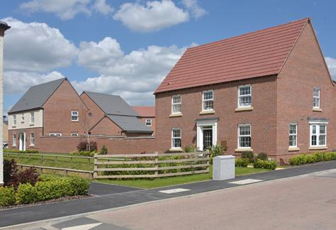 The Hadley at Forest Chase, Leicestershire