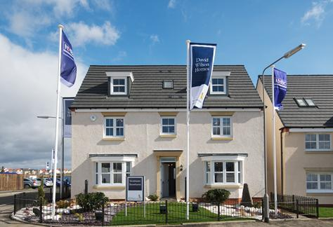 New homes in Dunfermline