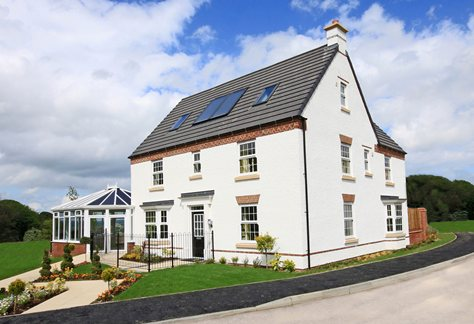 Moorecroft Showhome
