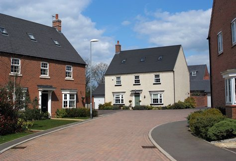 Kibworth Meadows is a development of family homes