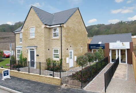 Sales centre and show home at Fountain Head Village