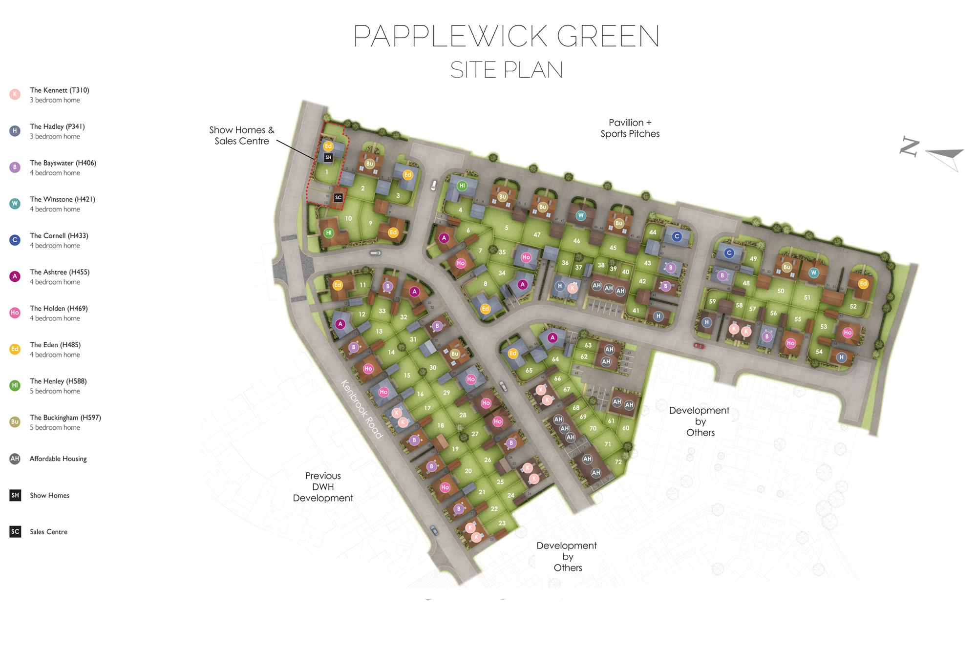 Papplewick Green