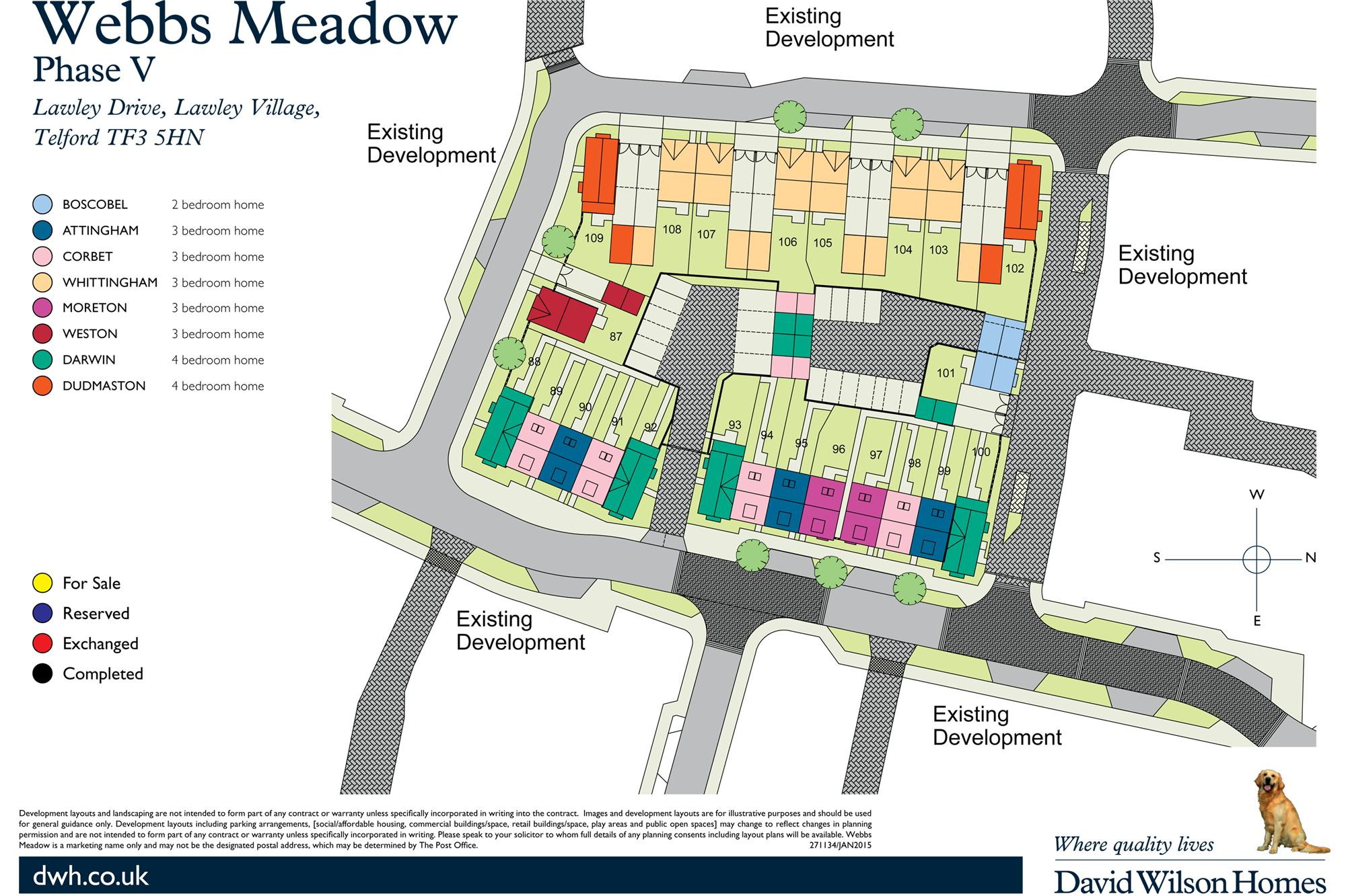 Webbs Meadow phase 5