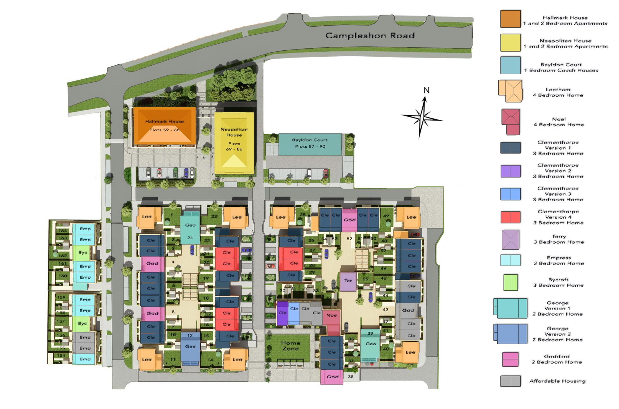 The Chocolate Works Development Plan