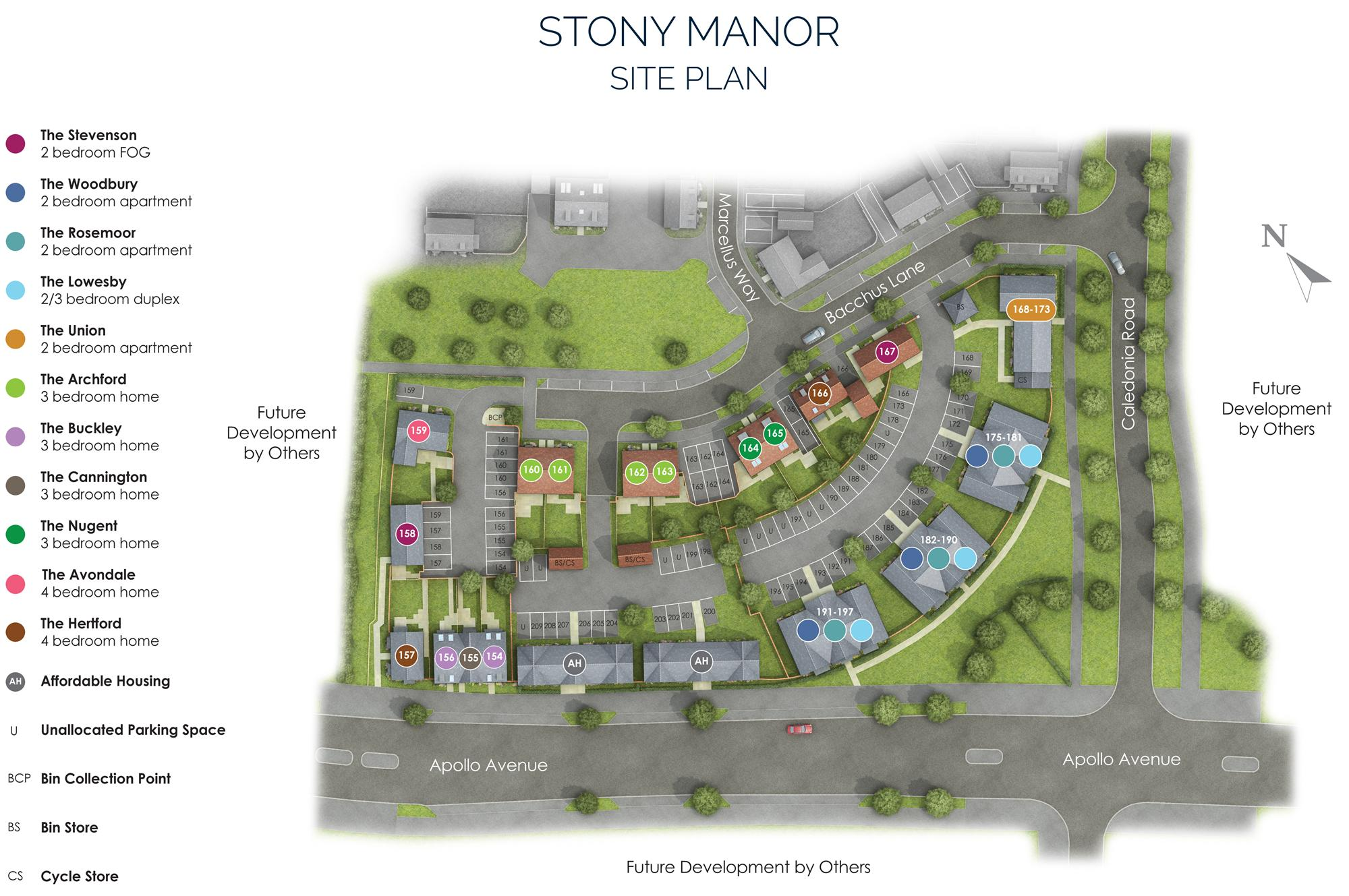 Stony Manor Phase 2