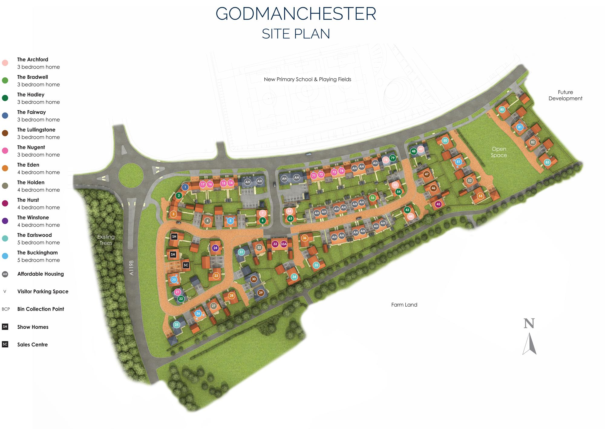 Phase 1 Site Plan
