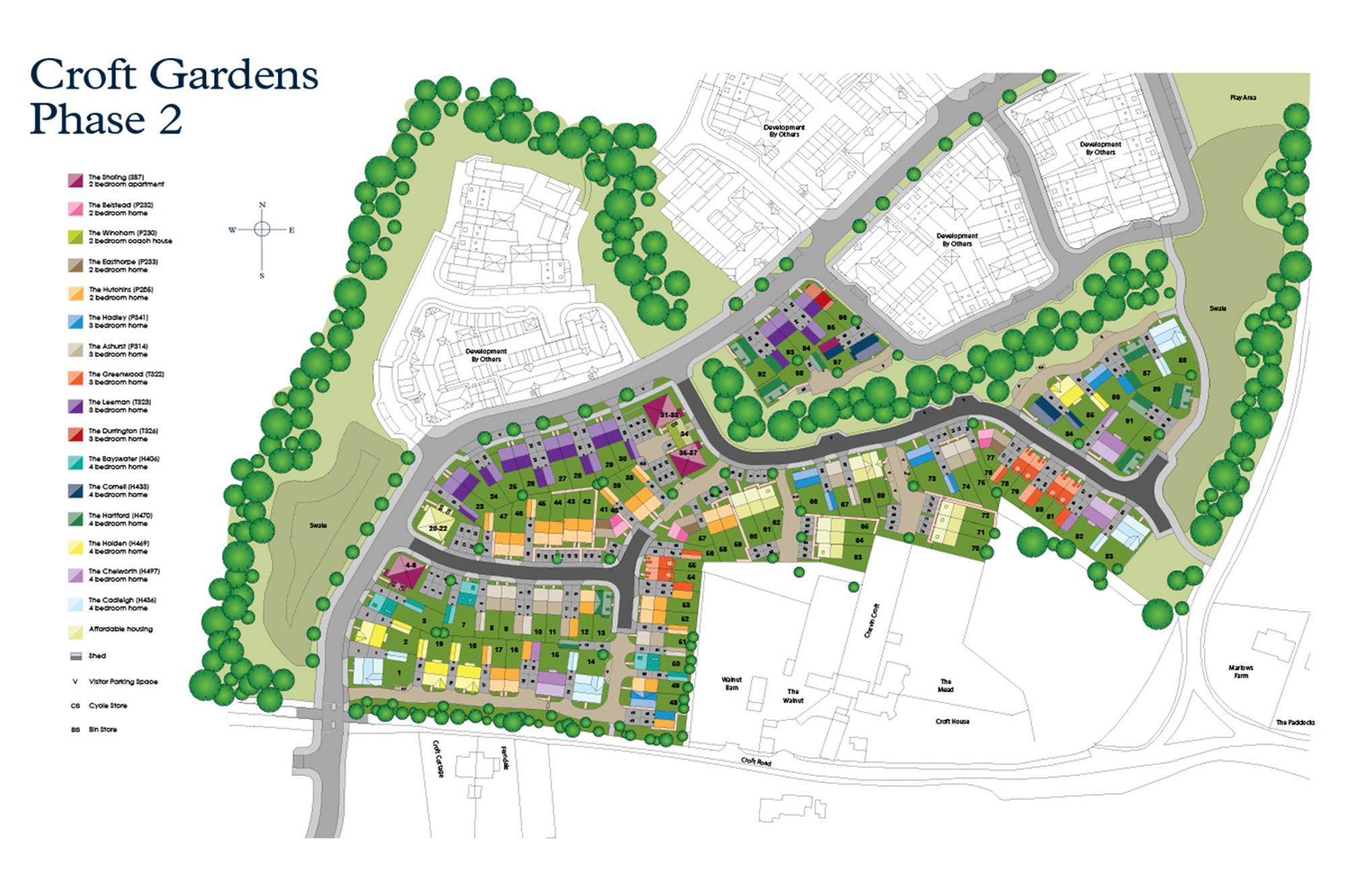 Croft Gardens Phase 2