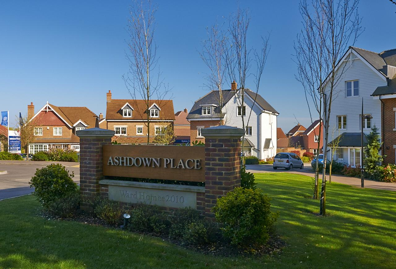 Ashdown Place, Uckfield