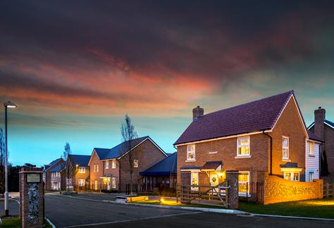 Sholden Fields, Deal by Ward Homes