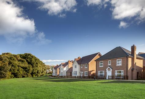 Beautiful new homes at Sholden Fields, Deal