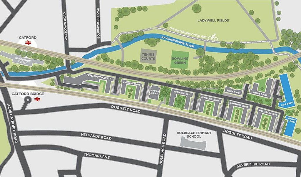 Catford+Green+site+plan