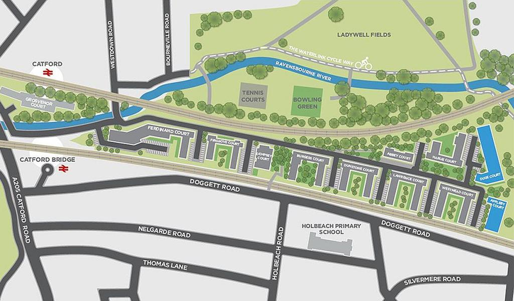 Catford+Green+site+plan
